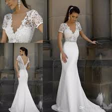 wholesale long sleeve lace mermaid wedding dress buy cheap long