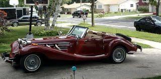 mercedes 500k for 25 000 is this heritage motors mercedes 500k a okay