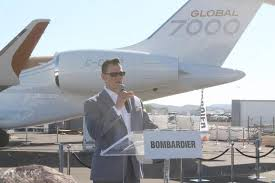 Kansas global business travel images Bombardier 39 s new global 7000 jet makes its debut at nbaa the