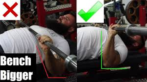 bench bigger using your lats u0026 elbow position ft silent mike