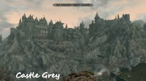 Skyrim Treasure Map Iv Castle Grey At Skyrim Nexus Mods And Community