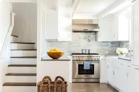 small u shaped kitchen with breakfast bar galley designs l