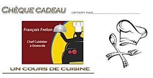 cour de cuisine a domicile album zzz ateliers de cuisine personnalisés françois frelon