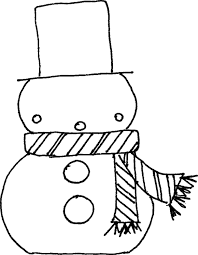 coloring pages winter snowman winter coloring pages
