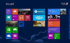 bureau windows 7 sur windows 8 plan de cours windows 8 nouveautés pour les utilisateurs