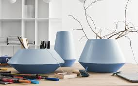 Vase Trio Contemporary Vase Ceramic Trio Calligaris