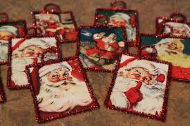 smiley creations diy vintage ornaments