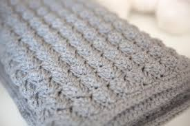 free knitting pattern quick baby blanket quick and thick baby blanket allfreecrochetafghanpatterns com