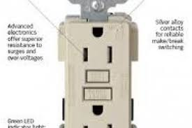 wiring diagram for leviton gfci duplex plug gfci schematic diagram