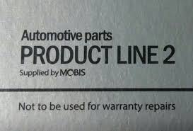 hyundai elantra warranty 2012 genuine rear disc brake pads oem for 2011 2012 hyundai elantra
