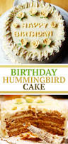 birthday hummingbird cake with cream cheese frosting better