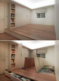 diy home interior design 24 insanely clever space saving interiors will amaze you amazing