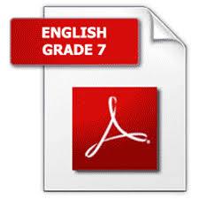 free english grade 7 exercises and tests worksheets pdf