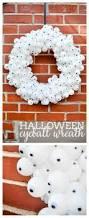 eyeball decorations halloween diy halloween eyeball wreath the love nerds