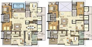 villa house plans design villa house plans floor home design ideas