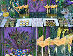 mardi gras party ideas catch my party
