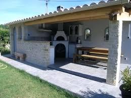 construction cuisine d été extérieure cuisine d ete exterieure cuisine dactac exterieur barbecue modele