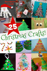 25 easy christmas crafts for kids to make candy canes christmas