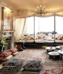 moroccan home decor and interior design lovely moroccan style living room or unique style ving room