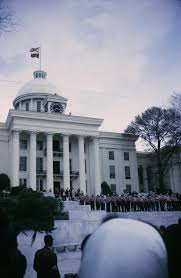 Confederate Flag Alabama 1965 Photos Of March 25 March In Montgomery Alabama Smu
