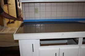 Concrete Vanity Bathroom Design Amazing Kitchen Countertops Marble Bathroom