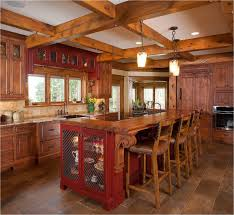 kitchen room nice beautiful mini bar rustic pendant lighting