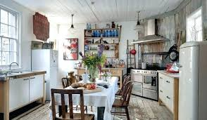 cuisine style shabby decoration maison style shabby chic trishna
