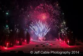 mammoth night of lights jeff cable s blog mammoth night of lights great fireworks over