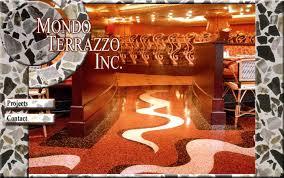 mondo terrazzo chicago custom flooring floor installation
