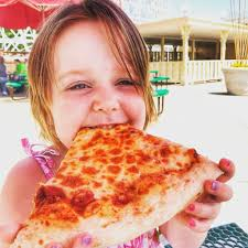 needs pizza every kid needs pizza the size of their head on opening day