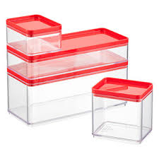 storage boxes the container store