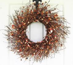halloween decor halloween candy corn wreath fall wreath