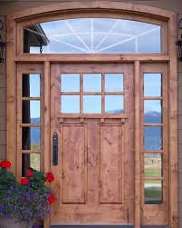 Solid Exterior Doors Solid Wood Doors And Millwork By Pine Door