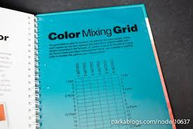 book review color mixing recipes for portraits more than 500