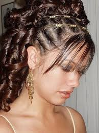 rolling hair styles updo hairstyles 01