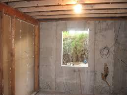 rustic basement egress window u2014 new basement and tile