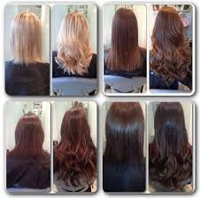 laser hair extensions rapture hair extensions before and after pictures available at