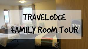 SOUTHAMPTON CENTRAL TRAVELODGE FAMILY ROOM TOUR YouTube - Travelodge london family room