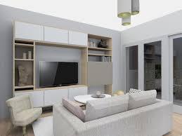 meuble tv avec bureau meuble tv biblioth que design artzein in meuble tv of meuble