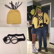Minion Halloween Costume Ideas 25 Minion Halloween Costumes Ideas Diy Minion