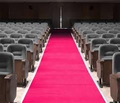 Aisle Runner Pink Carpet Aisle Runners Cancer Fundraiser Pink Carpet Rug Street