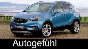 vauxhall mokka interior new vauxhall opel mokka x extended facelift exterior interior