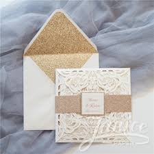 and white wedding invitations wholesale laser cut wedding invites