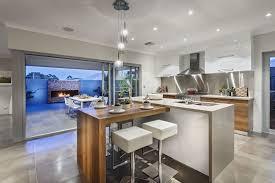 stainless kitchen island best ideas of modern kitchen island with breakfast bar kitchen and