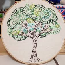 25 unique embroidery patterns ideas on embroidery