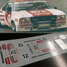 opel commodore b opel commodore b levis tailormadedecals