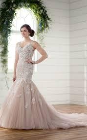 wedding dress australia essense of australia wedding dress style d2281 blush bridal