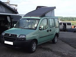 Citroen Berlingo Awning Doblo Stock 123 Stage 2 Roof Painted 3