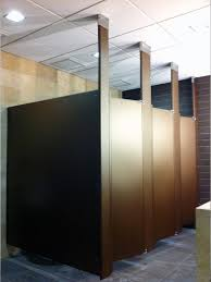 bathroom partitions the beauty of stainless steel easily