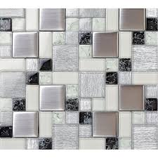 metal backsplash tiles for kitchens shop tiles unbeatable low prices on bravotti